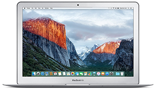 MacBook Air 13-inch MJVG2J/A Early2015