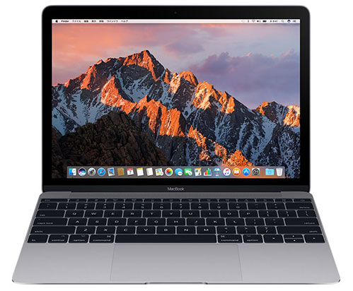 MacBook 12-inch MLH72J/A Early2016
