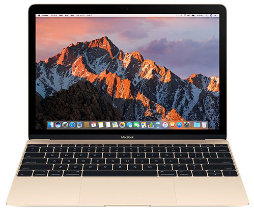 MacBook 12-inch MNYL2J/A Mid2017